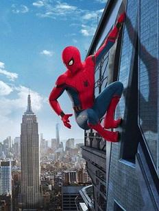 《蜘蛛侠:英雄归来》预告海外获