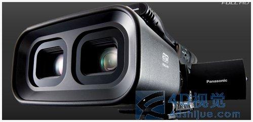 Panasonic 3D全高清摄录一体机